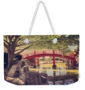 Into Your Loving Heart Weekender Tote Bag