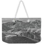 Intrepid Death Valley Photographer Weekender Tote Bag by Frank DiMarco