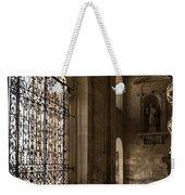 Intricate Ironwork - Lacy Wrought Iron Gates Weekender Tote Bag
