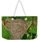 Intricate Nest Weekender Tote Bag