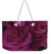 Intrigue Rose Weekender Tote Bag