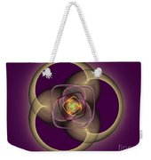 Intrinsica Creation Weekender Tote Bag