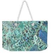 Intuition Unraveled Deep Ocean Weekender Tote Bag