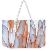 Inverted Reflection Abstract 350 Weekender Tote Bag