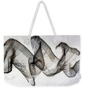 Inverted Reflection Abstract 403 Weekender Tote Bag