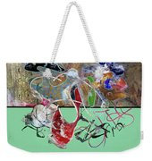 Invest In Imagination Weekender Tote Bag