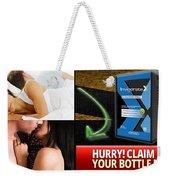 Invigoratex Weekender Tote Bag