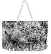 Invisible Nature One Mono  Weekender Tote Bag