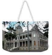 Iolani Palace, Honolulu, Hawaii Weekender Tote Bag