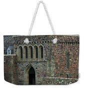 Iona Abbey Weekender Tote Bag