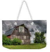 Iowa Barn Weekender Tote Bag