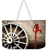 Iowa Hydrant Weekender Tote Bag