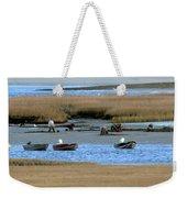Ipswich River Clammers 2 Weekender Tote Bag