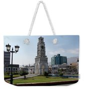 Iquique Chile Plaza Weekender Tote Bag