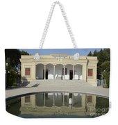 Iran Yazd Zorastrian Fire Temple Weekender Tote Bag