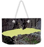 Irazu Volcano - Costa Rica Weekender Tote Bag