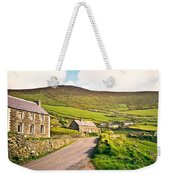 Ireland Farmland Weekender Tote Bag