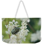 Iridescent Insect Weekender Tote Bag