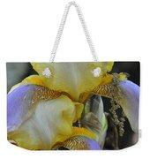 Iris Beauty Weekender Tote Bag