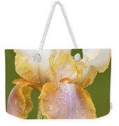 Iris Canary Frills Weekender Tote Bag