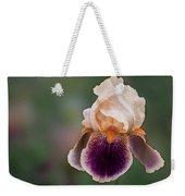 Iris Curls Weekender Tote Bag