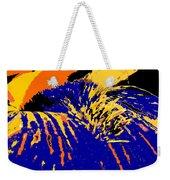 Iris Weekender Tote Bag