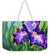 Iris Solo Weekender Tote Bag
