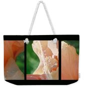 Iris Weekender Tote Bag by Steve Karol