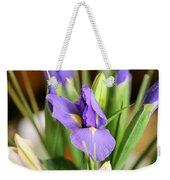 Iris Unfolding II Weekender Tote Bag