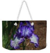 Iris Unraveled Weekender Tote Bag