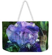 Iris With Buds 9821 Idp_2 Weekender Tote Bag