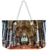 Irish Abbey Weekender Tote Bag