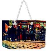 Irish Bar Weekender Tote Bag
