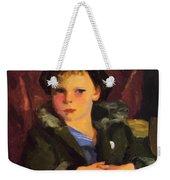 Irish Boy 1898 Weekender Tote Bag