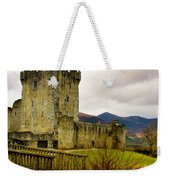 Ross Castle Weekender Tote Bag