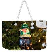 Irish Christmas 2 Weekender Tote Bag