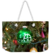 Irish Christmas Weekender Tote Bag