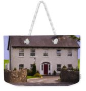 Irish Country Estate Riverstown Ireland Weekender Tote Bag