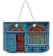 Irish Door Weekender Tote Bag