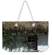 Irish Farm Cottage Window County Cork Ireland Weekender Tote Bag