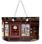 Irish Pub In Spain Weekender Tote Bag