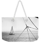 Irish Seascape Weekender Tote Bag
