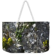 Irish Stone Flowers Weekender Tote Bag