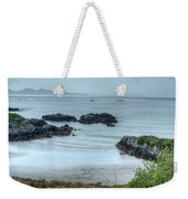 Irish Tidal Pool Weekender Tote Bag