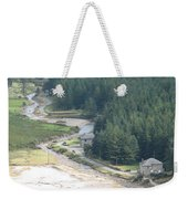 Irish Valley Weekender Tote Bag