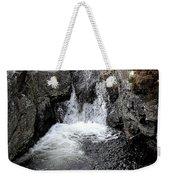 Irish Waterfall Weekender Tote Bag
