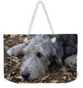 Irish Wolfhound Ivan Weekender Tote Bag