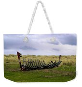 Irish Wreck Weekender Tote Bag