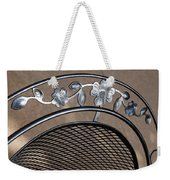 Iron Art Work Weekender Tote Bag