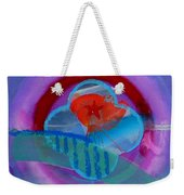 Iron Butterfly Weekender Tote Bag